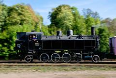 ČSD 431 032   Potštejn (Rostam Novák) Tags: steam locomotive steamlocomotive engine train čsd czechoslovakia czechoslovakiarailway old oldtime summer historic zug
