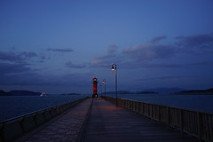 DSC04331.JPG (kabamaruk) Tags: edited kagawa shikoku japan takamatsu pier street sky sea