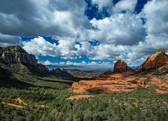 Arizona & Sedona (willsdad48) Tags: arizona sedona landscape southwest grand mountains hiking nature redrocks baseball spring training travel travelphotography fujifim xt3 myfujifilm vistas blueskies wideangle