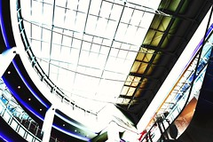 Drake's Circus (phileveratt) Tags: windowwednesdays windowwednesday plymouth devon drakescircus canon eos77d efs18135 shoppingcentre mall