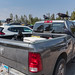 Crows and Texan Pickup Truck