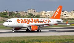 G-EZIV LMML 12-04-2019 easyJet Airbus A319-111 CN 2565 (Burmarrad (Mark) Camenzuli Thank you for the 18) Tags: geziv lmml 12042019 easyjet airbus a319111 cn 2565