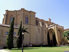 Casalarreina (santiagolopezpastor) Tags: espagne españa spain castilla rioja larioja renacimiento renacentista renaissance monastery monasterio ábside apse