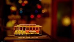 United Railroads - 6308 (ΨᗩSᗰIᘉᗴ HᗴᘉS +37 000 000 thx) Tags: holidaybokeh leica leicaq bokeh tram bus belgium europa aaa namuroise look photo friends be wow yasminehens interest intersting eu fr greatphotographers lanamuroise tellmeastory flickering old toy miniature