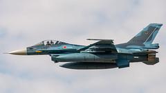 F-2A 93-8548 8 Squad 11-18-4067 (justl.karen) Tags: japan 2018 jasdf f2 f2a 8squadron hyakuri ibaraki