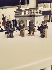 Unsc marines and a spartan (hakanbudak93) Tags: lego halo unsc