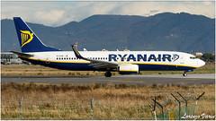 (Sir George R. F. Edwards) Tags: canon 7dmarkii bird psa lirp avgeek planespotting planespotter aircraft ryanair boeing 737 738