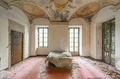. (Dawid Rajtak) Tags: abandoned villa room decay lost exploring explore urban architecture nikon
