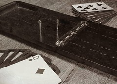 Pin Me (clarkcg photography) Tags: game cards pin board cribbage crazytuesday