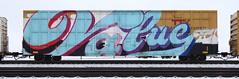 Value (quiet-silence) Tags: graffiti graff freight fr8 train railroad railcar art value hm unfinished wholecar ttx tbox boxcar tbox638529