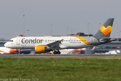 EC-NAD - 2001 build Airbus A320-212, rolling for departure on Runway 23R at Manchester (egcc) Tags: 1437 a320 a320212 airbus cgcku ctb condor condorflugdienst daicl ecnad egcc lightroom man manchester ringway thomascook thomascookairlines thomascookairlinesbalearics