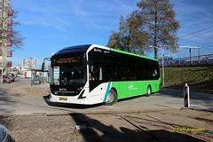 CRM2453  38-BLZ-3 Arriva 4801 (Fransang) Tags: 38blz3 arriva volvo 7900lh electric