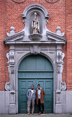 IMG_5066h (Defever Photography) Tags: malemodel male model haiti black portrait duo maleduo duoshoot ghent belgium