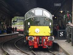 D213 Pickering (Flikrman Gaz) Tags: andania d213 class40 brgreen nymr