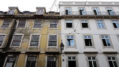 Viva la Gentrification (Bosc d'Anjou) Tags: portugal lisbon tourism gentrification baixa ruadoarsenal urbandecay urbanrenewal lisboa