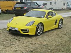 Photo of 243 Porsche Cayman (981) SA (2015)