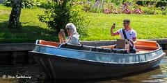giethoorn (29 van 43) (heinstkw) Tags: boten bruggen dorp giethoorn jansklooster varen vollenhoven water