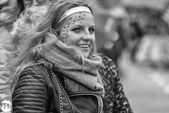 The Leopard Lady (Frankhuizen Photography) Tags: leopard cheetah jachtluipaard léopard gepard lady woman vrouw groeëte rogstaekers optocht weert netherlands street straat fotografie photography portret portrait limburg carnaval carnival vastenavond vastelaovond people paysbas rue laphotographie candide lesgens niederlande strase offen karneval leute vervaelers frau dame femme black white zwart wit noir blanc schwarz weis monochrome