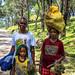 Woman of the community in Fatumnasi