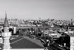 Istanbul in bw 3 (n.okyayli) Tags: istanbul blackandwhite bw analog film canon 35mm ilford monochrome