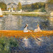La Yole de P.-A. Renoir (Fondation Vuitton, Paris)