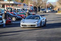 Great Spec (Hunter J. G. Frim Photography) Tags: supercar colorado ferrari 458 italia black silver v8 italian coupe ferrari458 ferrari458italia