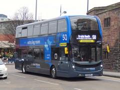 SK68MFJ (47604) Tags: sk68mfj 6907 nationalexpress bus birmingham route service 50