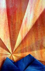 Atardecer con montañas (Dusk with mountains) - Edu Solano Lumbreras (Rui.Roda) Tags: origami papiroflexia papierfalten entardecer com montanhas atardecer con montañas dusk with mountains edu solano lumbreras 2