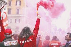 DSCF7244 (Alessandro Gaziano) Tags: foto fotografia alessandrogaziano roma visioni manifestazione people gente italia italy colori diritti