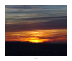 Painted in Aquarelle (Max Angelsburger) Tags: nakedplanettheglobewandererroamtheplanetfantasticearthawesomeearthpixearthfocuscolorsofdayvisualambassadorsnaturewizardsigcountryside northernblackforest sunset orange blue blau black schwarz rot red peaks gipfel niefern öschelbronn niefernöschelbronn badenwuerttemberg badenwürttemberg nö germany deutschland february februar 2019