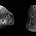 Two Views of Deimos, variant