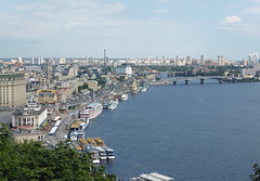 Kiev River Port
