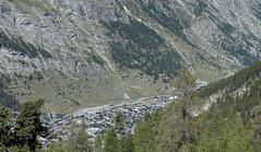 D19998.  Zermatt from the Gornergrarbahn. (Ron Fisher) Tags: schweiz suisse svizzera switzerland kantonwallis valais cantonvallese europa europe zermatt sony sonyrx100iii sonyrx100m3 compactcamera