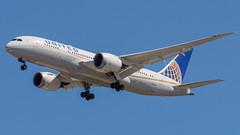 N28912 (gankp) Tags: washingtondullesinternationalairport arrivals airplanespotting planes