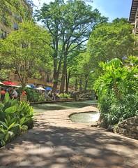 Lunchtime Riverwalk stroll. (Howdy, I'm H. Michael Karshis) Tags: airbnb texas downtown maverickairbnb riverwalk sanantonio