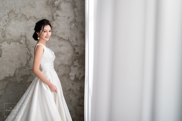 婚紗攝影 台北婚紗 攝影棚婚紗 美式婚紗