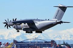 F-WWMZ Airbus A400M (@Eurospot) Tags: fwwmz airbus a400m toulouse blagnac