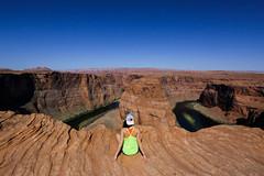 120. (landrydamboise) Tags: horseshoebend arizona page canyon river