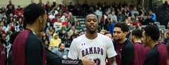 Ramapo's Men's Basketball Defeats NJCU in Key NJAC Game (ramapocollege) Tags: students event bradley athletics 2019 winter slider