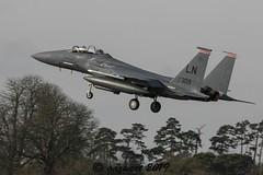 48th FW 494th FS F-15E STRIKE EAGLE 91-0309 (Gaz West) Tags: 48th fw 494th fs f15e strike eagle 910309 explore explored