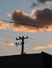 Lights at Magic Hour - Scottsdale, Arizona (ChrisGoldNY) Tags: chrisgoldphoto chrisgoldberg sonyalpha sonya7rii sonyimages licensing forsale travel arizona america usa scottsdale magichour dusk sky skies silhouettes lights electric electricpoles clouds cloudy skyporn cloudporn
