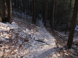 Where The Trail Gets Dark