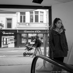 Matonge (Spotmatix) Tags: belgium brussels builtin camera effects lens monochrome pentax places street streetphotography datefix
