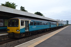 Arriva Trains Wales (Will Swain) Tags: cardiff queen street station 11th august 2018 train trains rail railway railways transport travel uk britain vehicle vehicles cymru west wales north europe atw valley lines