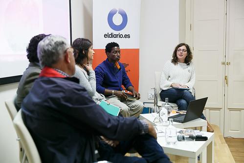 Mesa redonda 'La España de los migrantes' en Sevilla (9)