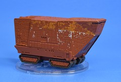Hot Wheels Star Wars Starships Sandcrawler (FranMoff) Tags: starwars hotwheels cars sandcrawler starships vehicles diecast