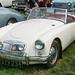 MG MGA 1500 (1956)