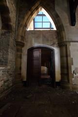 Church of Costa9 (Landie_Man) Tags: church costa urbex yorkshire coffee st andrews derp derpy religion abandoned disused closed shut retail survivor