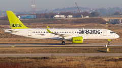 CDG - Air Baltic Airbus A220-300 YL-CSG (Eyal Zarrad) Tags: airbaltic cs300 lfpg pariscdg ylcsg aircraft airport aviation airline airlines aeroplane avion eyal zarrad airplane spotting avgeek spotter airliner airliners dslr flughafen planespotting plane transportation transport photography aeropuerto cdg france 2018 paris charels de gaule canon 7d mk2 jet jetliner