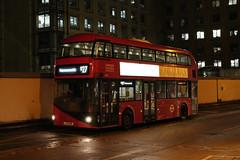 Route N27, London United, LT91, LTZ1091 (Jack Marian) Tags: routen27 londonunited lt91 ltz1091 newbusforlondon nb4l newroutemaster hammersmith hammersmithbusstation chalkfarm buses bus london